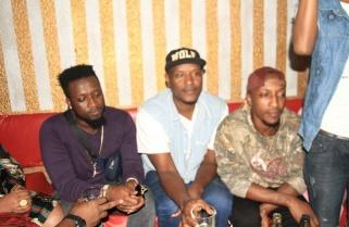 Urban Boyz Nemesis Nizzo, Safi Reunite