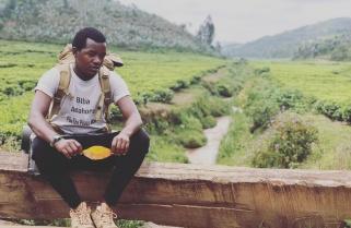 How a 32-year-old Peace Activist Concluded 1000 Km Walk Across Rwanda