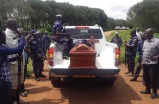 UPDATE: Rwanda Hands Over Bodies of Ugandan Smugglers