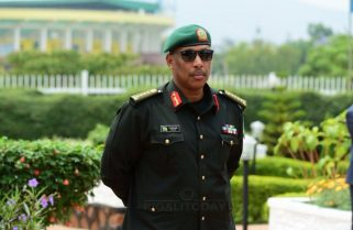 Kagame Removes Gen  Nyamvumba From Duties