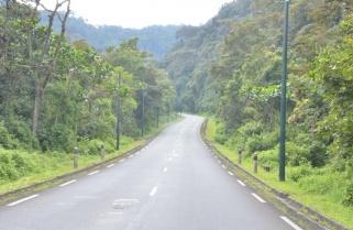Rwanda Begins Installation of Streetlights Along the Touristic Nyungwe Road