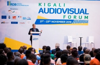 International Film Companies to Distribute Rwandan Films