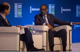 Once A Refugee Himself, Kagame Explains Why Reconciliation was Inevitable