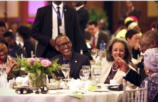 Kagame Pledges $500,000 for African Women's Leadership Fund