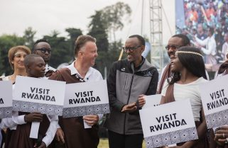 Rwanda Holds Gorilla Naming Ceremony As the World Celebrates Gorillas