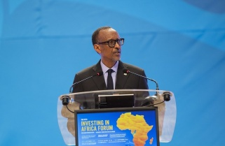 Kagame Attends the 'Short on Talk, Heavy on Deals' Africa Investment Forum