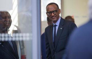 President Kagame In Germany for G20 Compact with Africa Summit