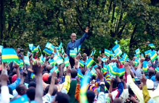 We Are Not Our Neighbors' Slaves – Kagame