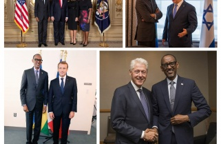 Rwanda, Africa Keep Kagame Busy at UN General Assembly