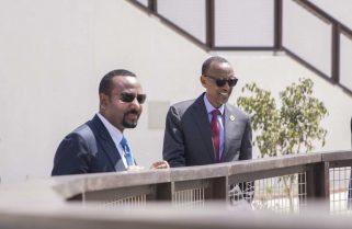 COVID-19: Kagame Talks to Canada, Ethiopia PMs on Coronavirus Response
