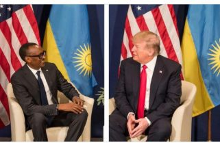 I Just Had A Good Conversation with President Donald Trump – President Kagame