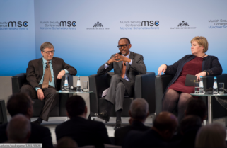 Why Did Recent Ebola Pandemic Spread so Quickly, Kagame Has Answer