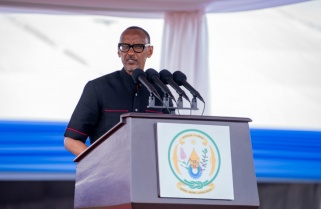 Liberation Is Not Just Words But Action- Kagame