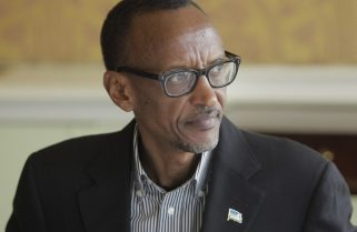 WHO Boss, Kagame Discuss Efforts to Tackle COVID-19  Pandemic