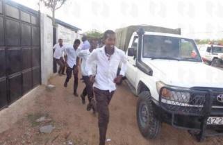 Kagame Condemns Killings in Kenya