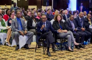 Kagame Prefers Capital Markets For Investment Finance, Not Aid