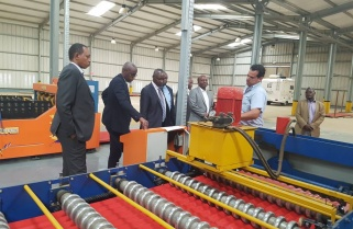 PSF in New Deal to Build Warehouses in Congo-Brazzaville