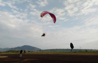 Rwanda Adds Paramotoring to Its Tourism Products