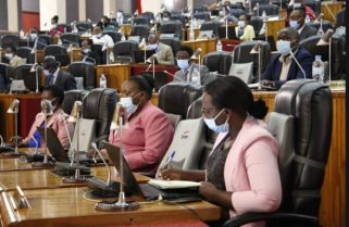 Year 2020: How COVID-19 Changed Business at Rwanda Parliament