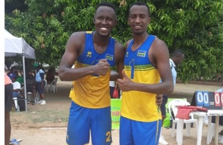 Africa Beach Volleyball: Rwandan Teams Seal World Cup tickets