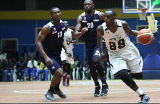 Patriots Edge REG In Bitter Rival BK Basketball League Clash