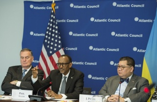 Kagame: Africa Shouldnt Wait for Every New U.S. Govt
