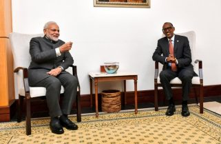 President Kagame, PM Modi Discuss Bilateral Ties, Efforts To Fight COVID-19