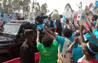 RPF Doesn't Make Empty Promises – Kagame to Supporters