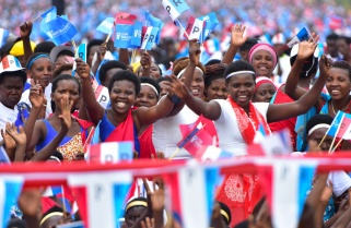 Why Women Are Filling Up Kagame Rallies