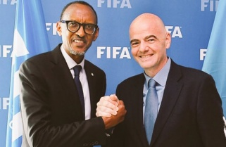Rwanda Applies to Host U-17 World Cup