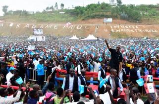 When the Name Kagame Filled Ngororero