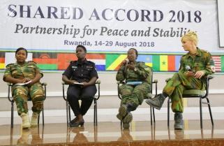 Female Peacekeepers Demand Gender Balance in Deployments
