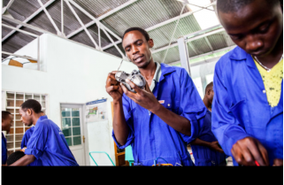 Coming Soon: Supporting Rwanda's Green Economy. Call For Proposals for the 'Investing for Employment' Facility Set for May 3