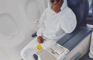 Platini P Jets off to Nigeria
