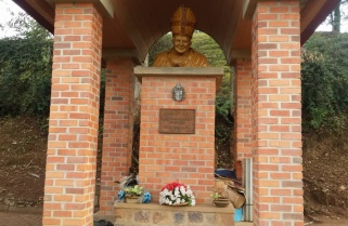 Kigali: Pope John Paul II Monument Boosted by New Leisure Park