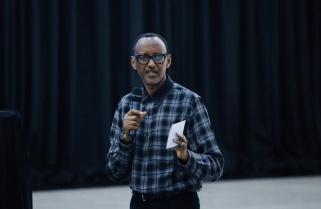 No One Should Bring Us to Our Knees – Kagame