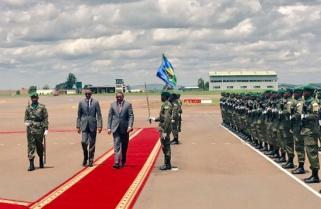 Ethiopian PM in Rwanda for State Visit