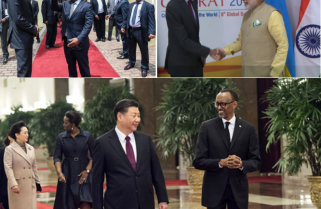 Rwanda to Host Leaders of Mozambique, China and India