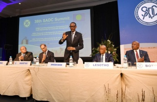 Kagame Wants SADC to Handle Elections in DRC