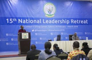 Kagame TasksSenior Govt Officials on Disorganisation as Retreat Kicks-off