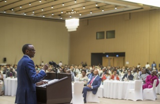 Gift From Pope Symbolizes 'Dark to Success Journey'- Kagame