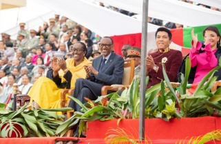 President Kagame Attends Madagascar 59th Independence Day