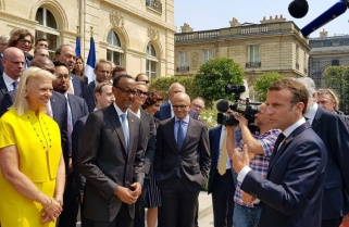 Kagame to Lure French Tech Companies Into Rwanda
