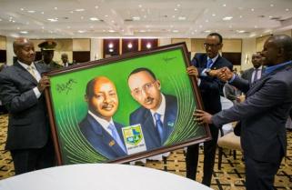Kagame and Museveni Contribute Rwf450m For Ntare School