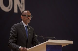 Kagame Reiterates Rwanda's Ambitious Targets at Climate Ambition Summit