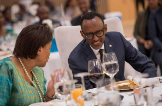 God Is Watching You, Kagame Tells Leaders