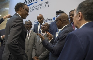 Kagame Finds Foreign Ownership of Broadcast Rights for African Games Embarrassing