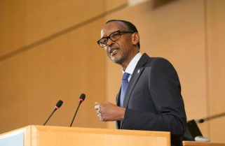 Kagame Backs WHO Efforts to Attain Universal Health Coverage