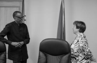 Rwanda, World Bank Launch Future Drivers of Growth Study