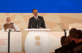 Kagame Rallies Private Sector On Solar Energy Funding